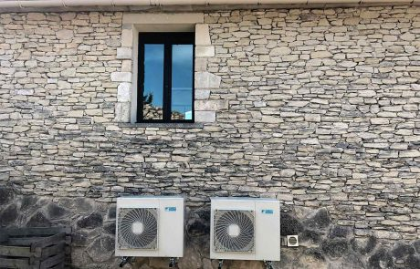 Solution de climatisation à Gordes