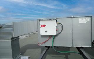 Climatisation, traitement d'air et sécurité incendie