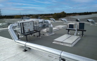 Système de traitement d'air et climatisation