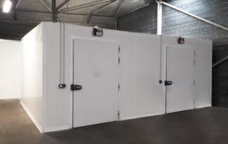 Biocoop Avignon Sud : chambres froides