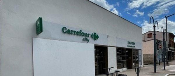 Carrefour City Croix Daurade